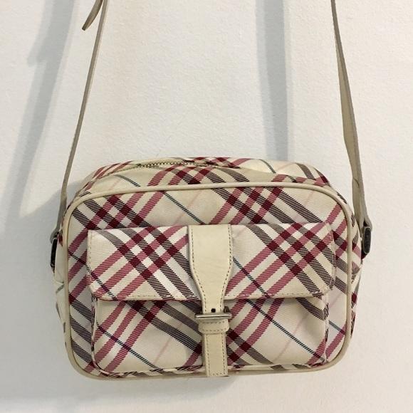08a2c9f6d Burberry Handbags - Authentic BURBERRY Blue Label Shoulder bag